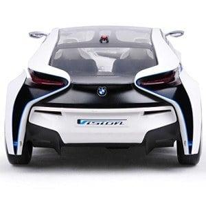 Der BMW i8 Vision Concept Car ist unglaublich stylisch.