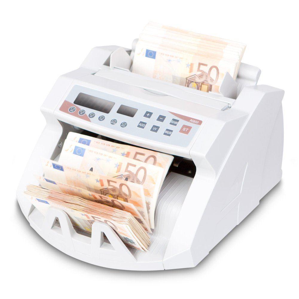 Banknotenzaehler Pc 800 Back Loader Notenzaehler