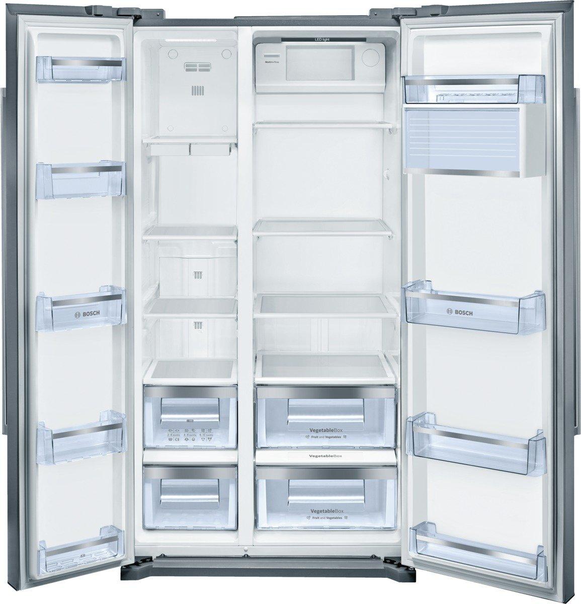 Side By Side Kühlschrank Test 2019 Die 10 Besten Side By Side