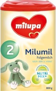 Folgemilch-Milupa-Milumil