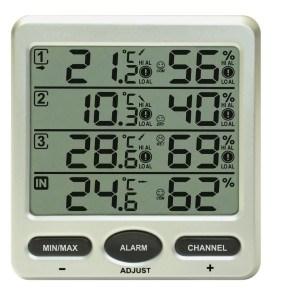 Der Froggit FT0073 Funkthermometer von unseren Experten für Sie getestet.