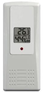 Die Froggit FT0073 Funkthermometer liefert zuverlässige Werte.