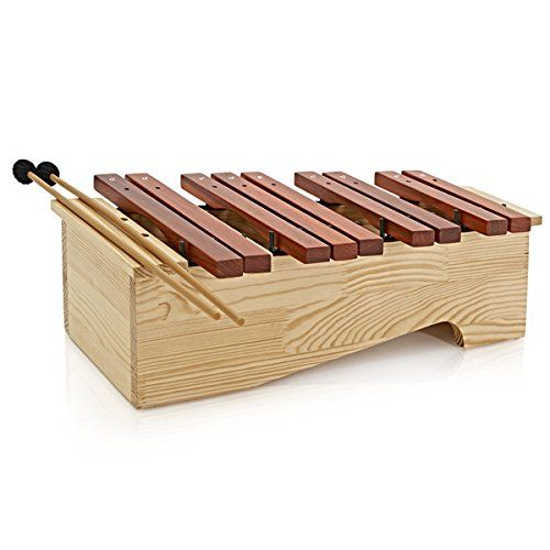 So haben wir die Xylophone getestet