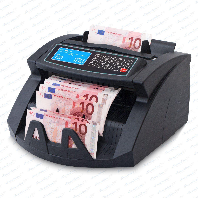 Geldzählmaschine Geldzähler Geldscheinzähler