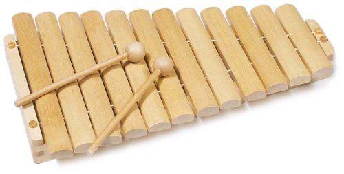 Der Kauf eines Xylophons für Kinder