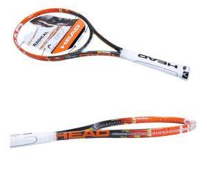 HEAD YouTek Graphen Radical MP Tennisschläger, unbesaitet, Modell 2017
