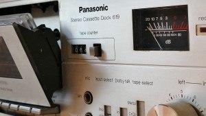 Kassette-stereo