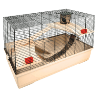 Kerbl-82722-Kleintierkäfig-Gabbia-Hamsterkäfig
