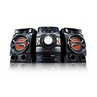 Ausgangsleistung: 260 Watt; Mit Auto DJ werden Pausen entfernt und die Lautstärke der Lieder angeglichen; Auto Equalizer: automatische Anpassung des Equalizers an das Genre der MP3 Dateien-