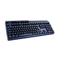 Lioncast LK30 mechanisches Keyboard LED - Cherry Blue - Anschluss über USB, Deutsches QWERTZ-Tastaturlayout; Interner Speicher für Makro-Funktionen; über Hardware programmierbar ohne zusätzliche Treiber.