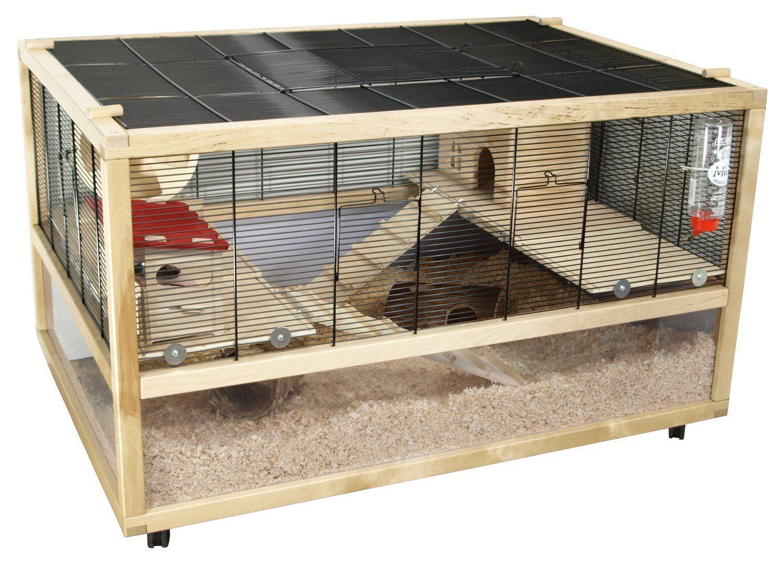Mäuse Und Hamsterheim SAN MARINO 100 DELUXE