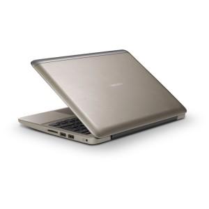 MEDION AKOYA E1232T (MD 99410) 25,6cm (10,1 Zoll) Multitouch Netbook (Intel Celeron N2807, 1,58 GHz, 4GB RAM, 500GB HDD, Win. 8.1) titan