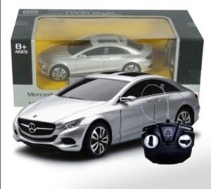 Der Mercedes Benz F800 Concept Car hat das wichtigste im Lieferumfang.