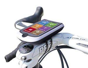 Mio Fahrradnavigationscomputer Cyclo 505, schwarz/weiß, 10560505