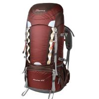 Mountaintop Erwachsenen Trekkingrucksack Adventure 60 Liter