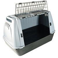 Der Nobby Transportbox für Hunde Skudo Car belegt Platz 2 im Hundebox Test.