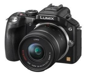 Die Panasonic Lumix DMC-G5KEG-K Systemkamera für Sie getestet.