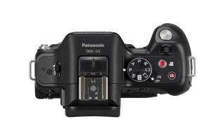 Die Panasonic Lumix DMC-G5KEG-K Systemkamera hat viele Verstellmöglichkeiten.