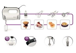 Philips-Handmixer-HR1578