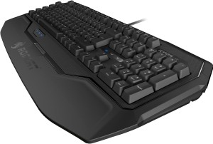 Roccat Ryos MK Advanced Mechanische Gaming Tastatur (DE-Layout, Mechanische Tasten, MX Key Switch schwarz)