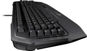 Roccat Ryos MK Advanced Mechanische Gaming Tastatur (DE-Layout, Mechanische Tasten, MX Key Switch schwarz)
