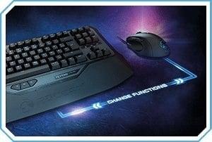 Roccat Ryos TKL Pro Tenkeyless Mechanical Gaming Tastatur (MX Key Switch braun)