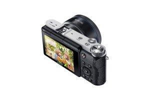 Die Samsung NX3000 Smart Systemkamera belegt Platz 8.