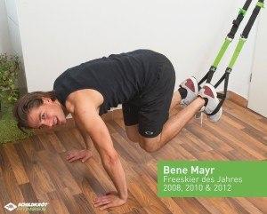Der Schildkröt Fitness Schlingentrainer wird mit umfangreichem Lieferumfang geliefert.