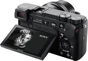 Die Sony Alpha 6300 Systemkamera belegt Platz 2.