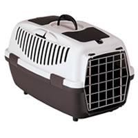Die Stefanplast GULLIVER 3 Transportbox belegt Platz 8 im Hundebox Test.