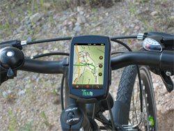 Teasi one Wander- und Fahrradnavigation