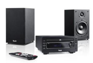 Teufel Kombo 22 - Micro-Stereo-Anlage in HiFi-Qualität