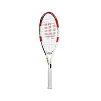 Mit dem Kinder Tennisschläger Roger Federer 26 sind die kleinen Ihrem großen Idol ganz nah. Der aerodynamische Rahmen und der vergrößerte Sweetspot garantieren exzellente Spieleigenschaften für den Tennis-Nachwuchs.