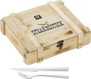 Zwilling 07150-359-0 Steakbesteckset 12 teilig