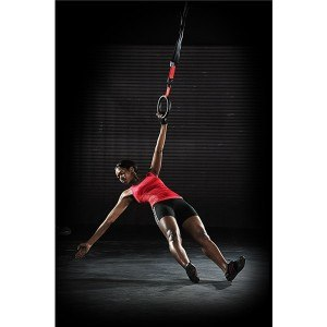 Der adidas Schlingentrainer Sling Trainer ist flexibel einsetzbar.
