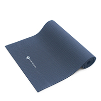Premium Sportastisch 100% Recyclable Material: Happy Yoga Yoga Mat