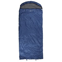 Der 10T Alaskan Blue - Einzel Decken-Schlafsack belegt Platz 5.