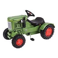 Das legendäre Fendt Dieselross begeistert als Kindertretfahrzeug nicht nur kleine Traktorenfahrer ab 3 Jahren.