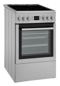 Blomberg HKS 9330 E Standbackofen / A / Numerisches Display / Clean Door / Infrarotgrill / edelstahl [Energieklasse A]