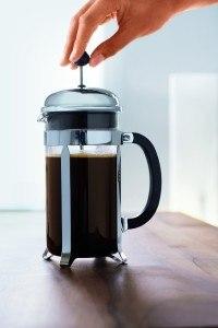 Bodum Chambord Kaffeebereiter für 8 Tassen schwarz