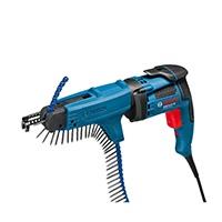 Bosch Professional GSR 6-45 TE + MA 55, 701 W Nennaufnahmeleistung, 6,0 mm Bohrschrauben-Ø, 12 Nm Drehmoment, Tiefenanschlag, L-BOXX