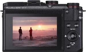 Canon PowerShot G3 X Digitalkamera (20,2 Megapixel, 25-fach optischer Zoom, 8 cm (3,1 Zoll) Display, Full HD) schwarz