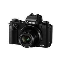 Canon PowerShot G5 X Digitalkamera (20,2 Megapixel, 7,5 cm (3 Zoll), WLAN, NFC, Image Sync, 1080p, Full HD) schwarz
