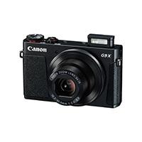 Genießen Sie professionelle Ergebnisse, die umfassende Steuerung und hervorragende Bedienbarkeit mit dieser Premium-Kompaktkamera mit WLAN.