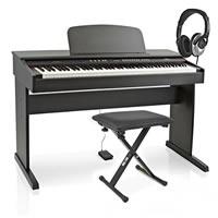 Das DP-6 Digitalpiano von Gear4music belegt Platz 7 im E-Piano Test.