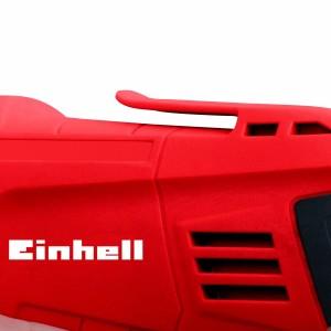 """Einhell Trockenbauschrauber TH-DY 500 E (500 W, Aufnahme 1/4"""" Innensechskant, Magnetische Bit-Aufnahme, Gürtelhaken, Alu-Getriebekopf, Feststellknopf)"""