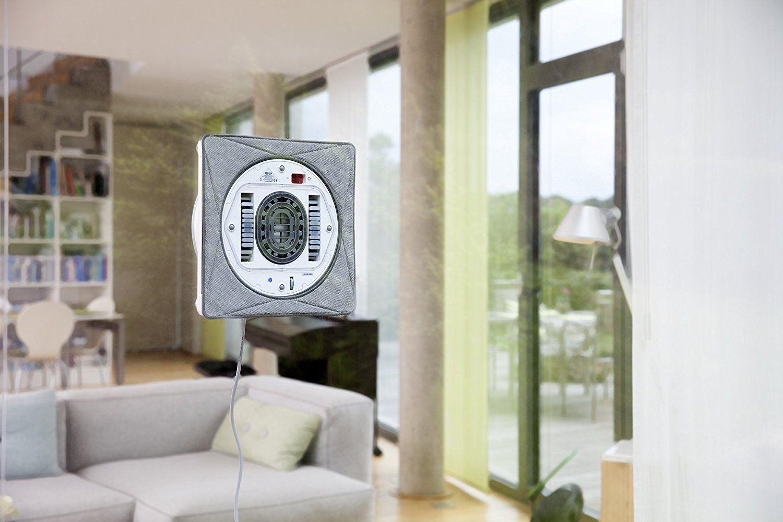 Alternativen zum Fensterputzroboter