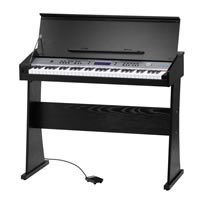 Das FunKey DP-61 II Keyboard belegt Platz 10 im E-Piano Test.