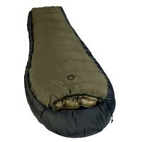 Mumienschlafsack   im Test