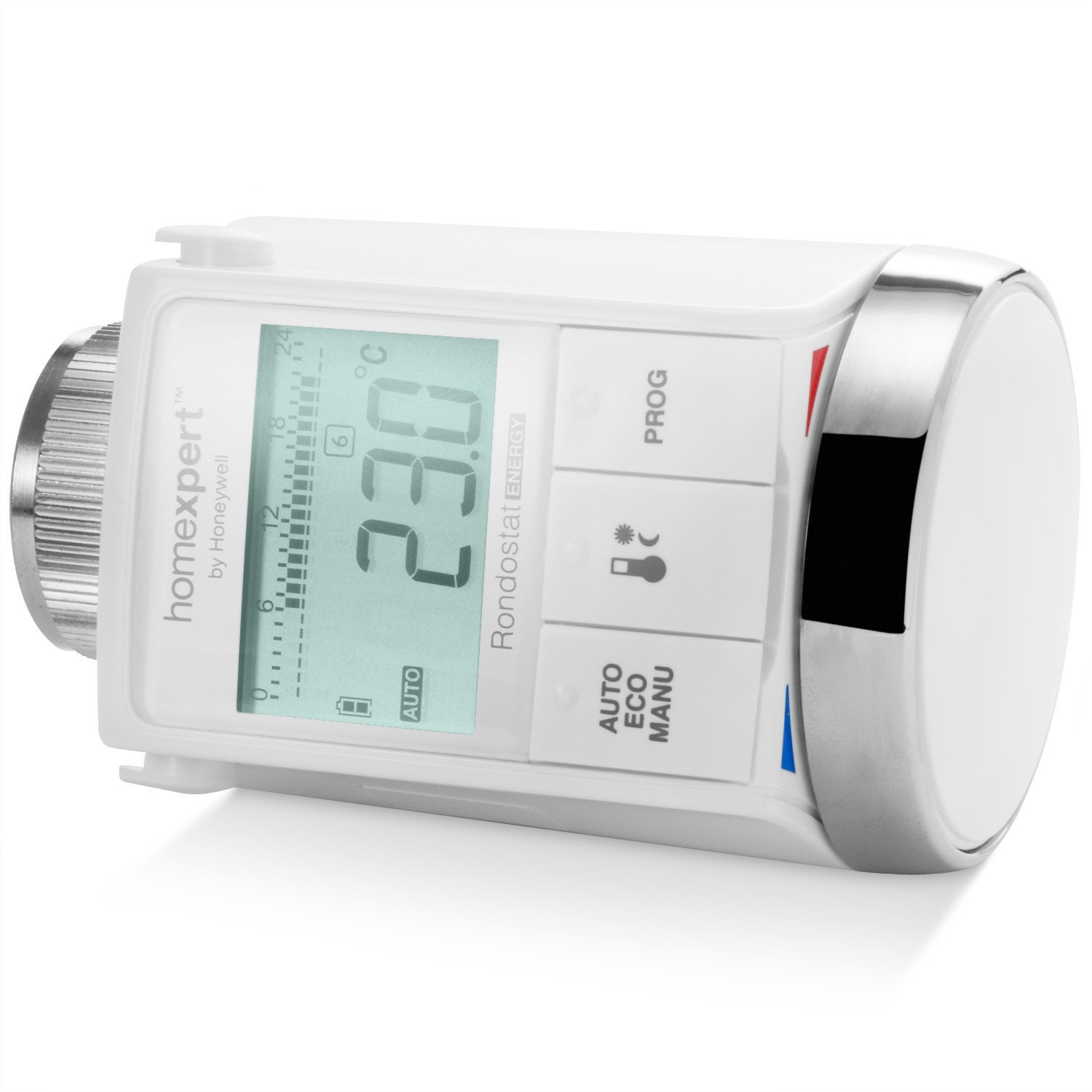 Honeywell Programmierbarer Heizkörperthermostat HR25 Energy 2